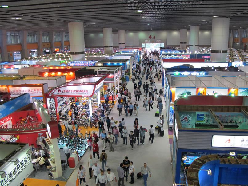Quảng Châu - nơi giao thương hàng hóa lớn nhất khu vực
